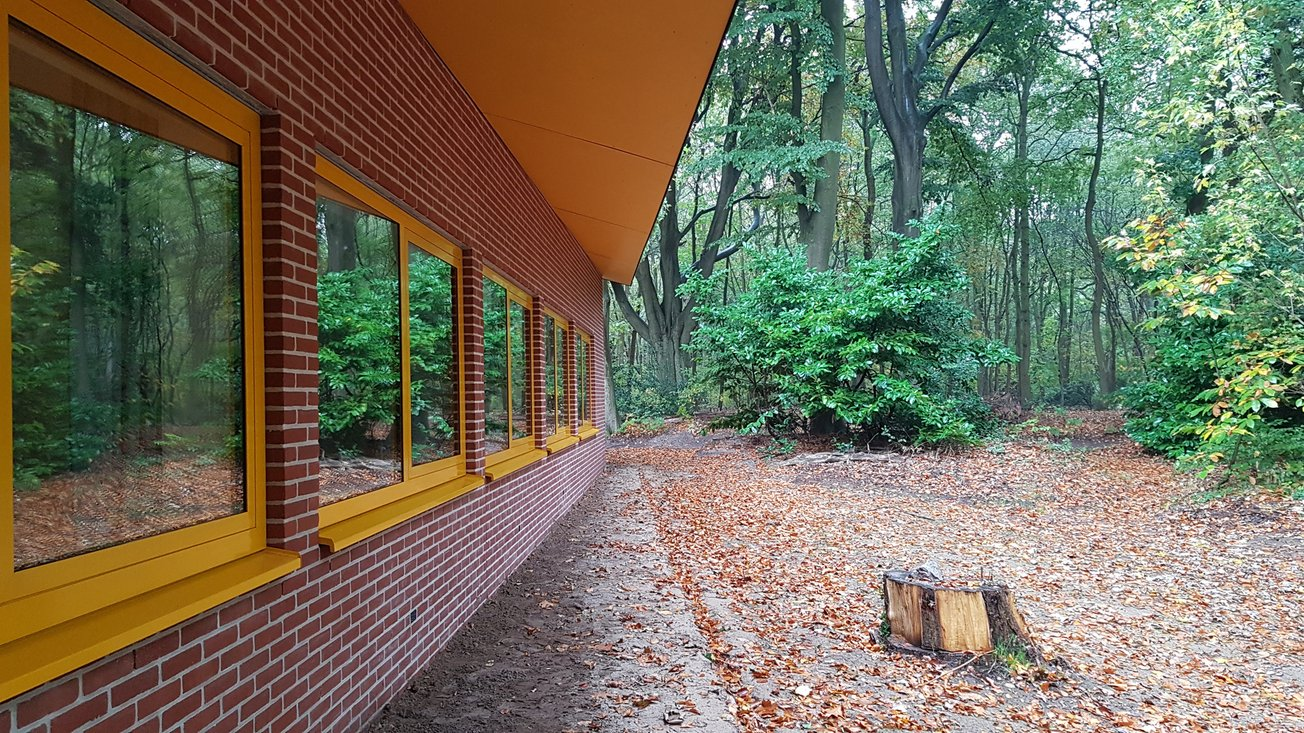 INTERNATIONAL THEOSOPHICAL CENTRE NAARDEN, LOTUS HOUSE